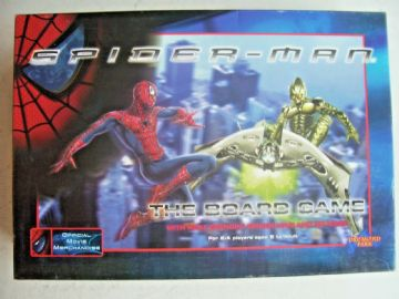 Spiderman The Board Game by Drumond Park 2001